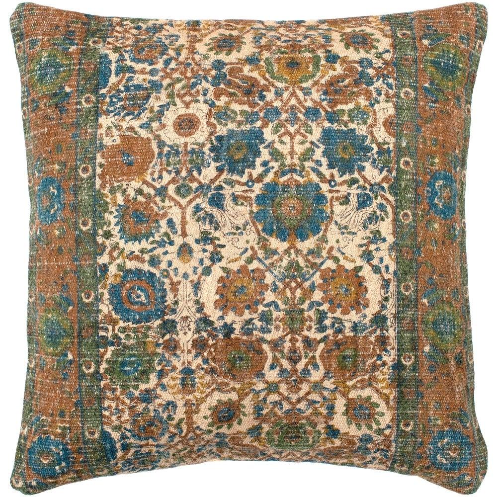 18 inch Creek Throw Pillow Shell (Hot