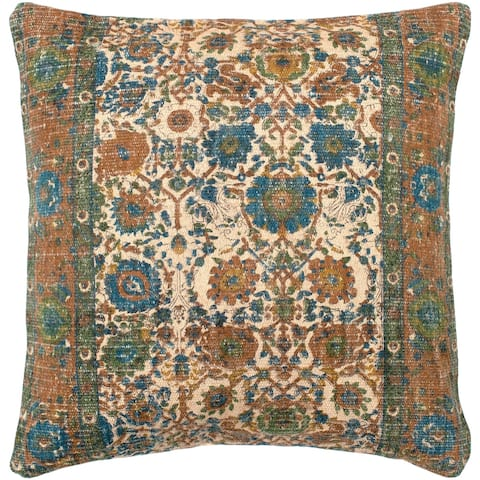 Decorative Lewes Multi 30-inch Throw Pillow Cover