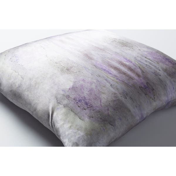 Provo Lilac 22 Inch Throw Pillow Cover