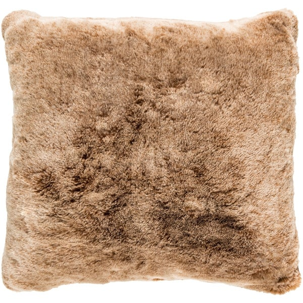 Decorative Rakiraki Camel 22-inch Throw Pillow Cover