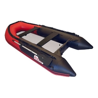 Link to ALEKO Inflatable Fishing Red/Black  Boat 10.5 Ft with Air Deck Floor Similar Items in Boats & Kayaks