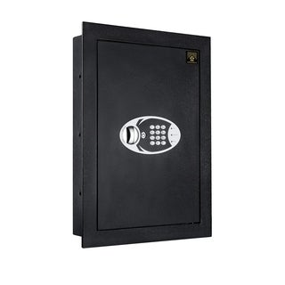 Digital Safe-Electronic Steel Wall Mount Safe with Keypad by Paragon