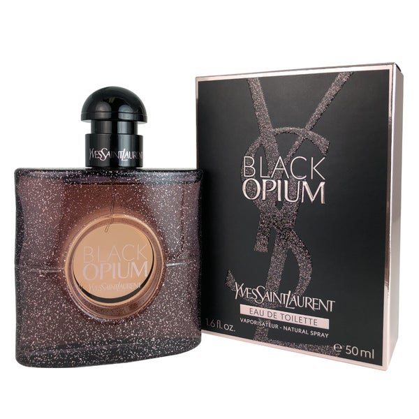 Yves Saint Laurent Opium Black Glow Women's 1.7-ounce Eau de Toilette Spray