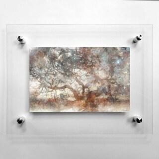 ArtWall 'Wisdom Tree' Acrylic Wall Art - Brown