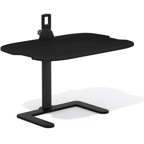 "Safco Height-Adjustable Laptop Stand - 21.5"" H"