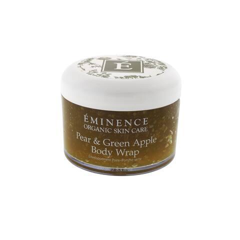 Eminence Pear & Green Apple 8.4-ounce Body Wrap