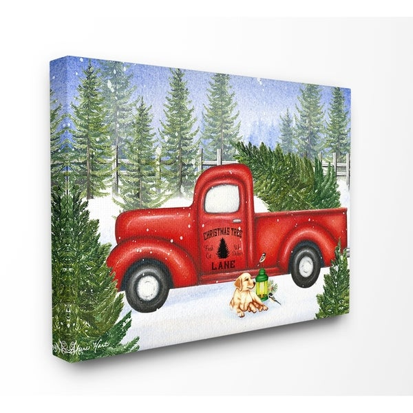 Shop The Stupell Home Décor Collection Christmas Tree Lane