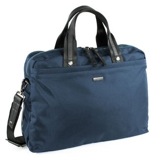 Contratempo Business Bag, Blue