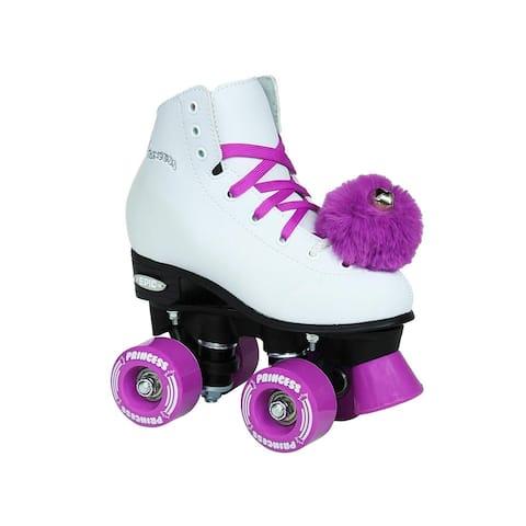Epic Skates Dark Purple Princess Quad Roller Skates