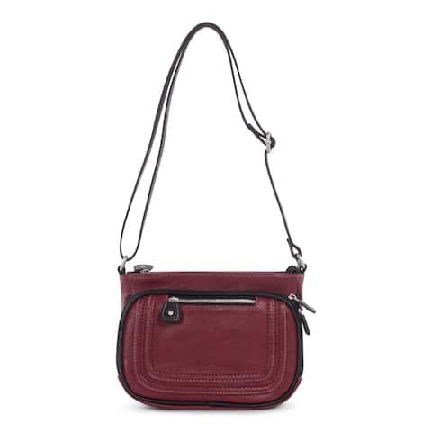 Joanel Barbara Camera Bag, Red