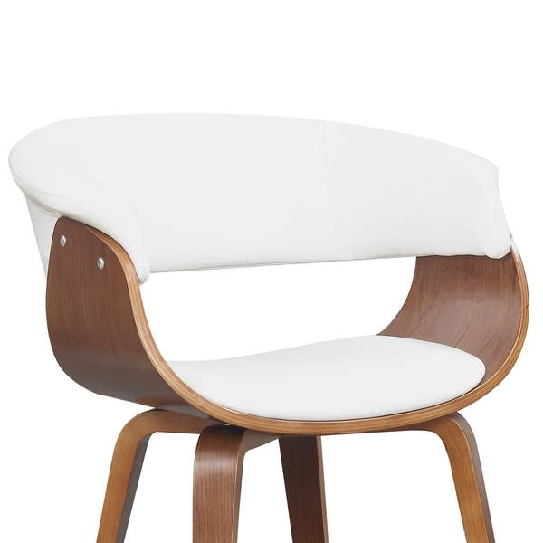 Fabulous Shop Carson Carrington Qaanaaq Mid Century 18 Inch Seat Gmtry Best Dining Table And Chair Ideas Images Gmtryco