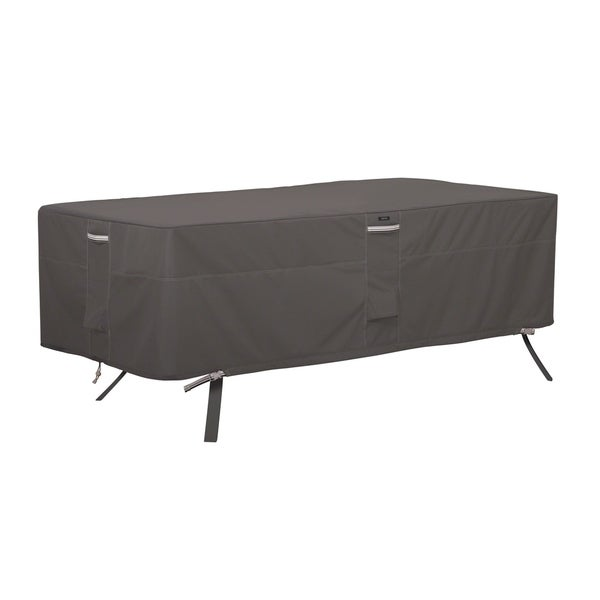Ravenna Rectangular Oval Patio Table Cover Large 72 L X 44 W