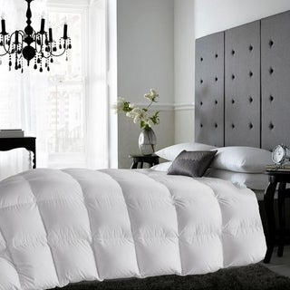 White Duck Down & Microgel Duvet