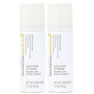 Sebastian Shaper Plus 1.5-ounce Extra Hold Hairspray Extra Control (Pack of 2)