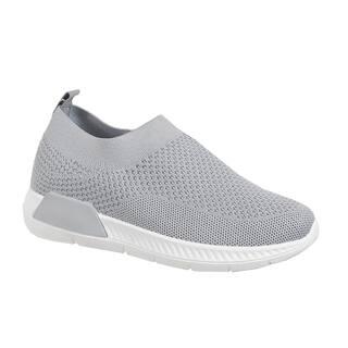 YOKI-CHESKA-22 Women's Slip on Sneakers