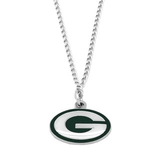 Link to NFL Green Bay Packers Sports Team Logo Necklace Charm Pendant Similar Items in Fan Shop
