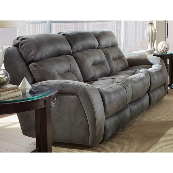 Shop Southern Motion S Showcase Double Reclining Sofa With