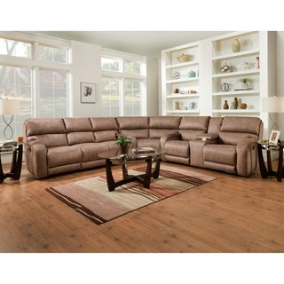 Southern Motion's Fandango Double Reclining Sofa