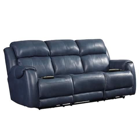 Southern Motion's Safe Bet Power Headrest Reclining Sofa