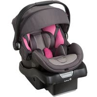 Safety 1ˢᵗ® onBoard™35 Air 360 Infant Car Seat in Blush Pink HX