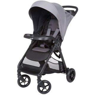 Safety 1 Smooth Ride Stroller in Steel