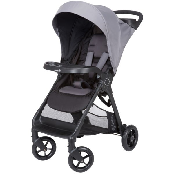 Safety 1ˢᵗ Smooth Ride Stroller in Steel
