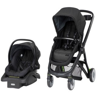 Safety 1st RIVA 6-in-1 Flex Modular Travel System in Grey Canyon