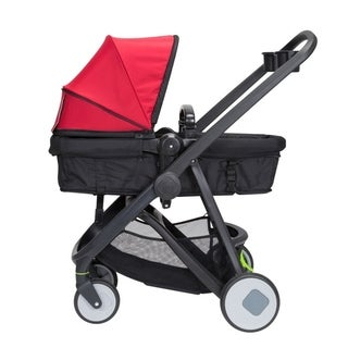 Safety 1st RIVA 6-in-1 Flex Modular Travel System in Red Rocks