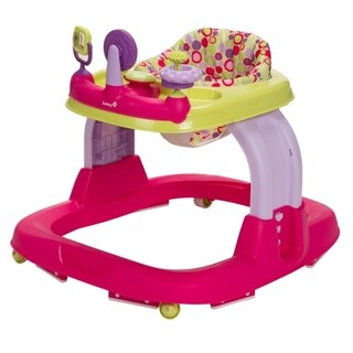 Safety 1st Ready, Set, Walk! 2.0 Developmental Walker in Dottie