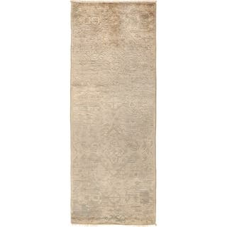 "Vibrance, Hand Knotted Area Rug - 3' 0"" x 8' 6"" - 3' 0"" x 8' 6"""