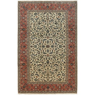 Persian One-of-a-Kind Hand-Knotted Area Rug - 8 x 10
