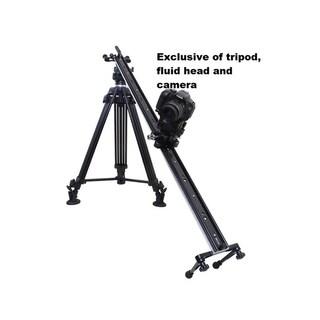 Shootvilla Versatile Portable Adjustable Legs 4 Feet Linear Slider - Black - N/A - N/A