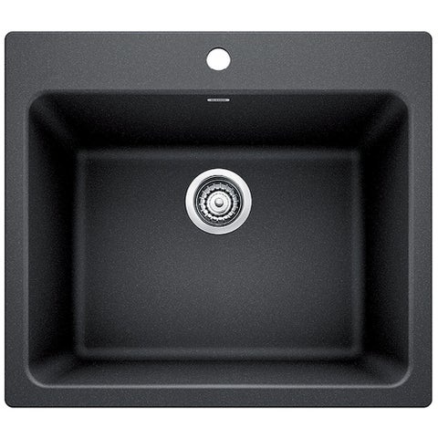 Blanco SILGRANIT Granite Composite Sink LIVEN Laundry Sink 401920 Anthracite - N/A