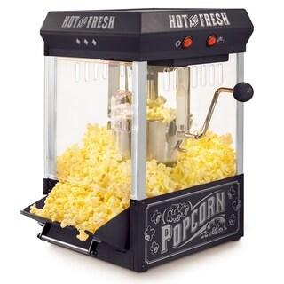 Nostalgia KPM200BK 2.5-Ounce Kettle Popcorn Maker