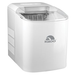 Igloo ICEB26WH 26-Pound Automatic Ice Cube Maker - White