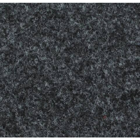 Mats Inc. Pro Shield Carpet Tile, Anthracite, 6.5' x 3.25', 1 Tile