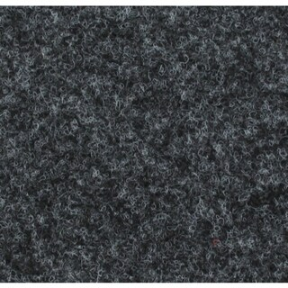Mats Inc. Pro Shield Carpet Tile, Anthracite, 6.5' x 3.25', 1 Tile