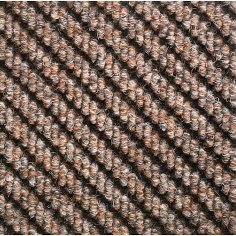 "Mats Inc. Diagonal Carpet Tile, 19.7"" x 19.7"", 20 Tiles"