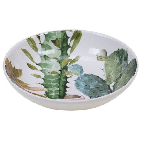 Certified International Cactus Verde Serving/Pasta Bowl