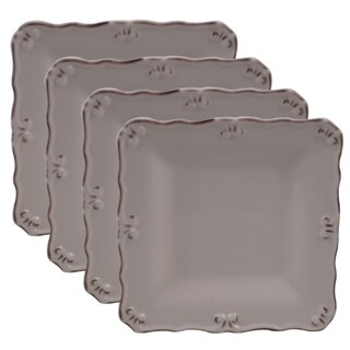 Certified International Vintage 6-inch Canape Plates, Set of 6
