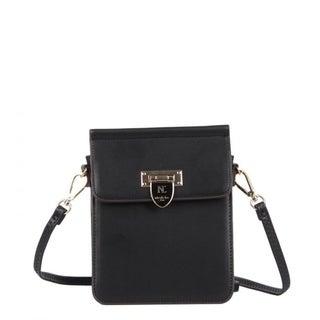 Nicole Lee Calixtra Flap Top Crossbody Bag