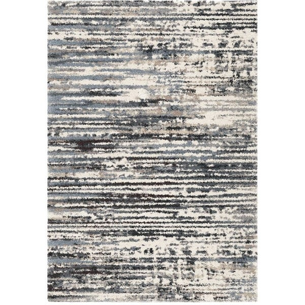 Shop Orian Rugs Portland Tinian Muted Blue Area Rug