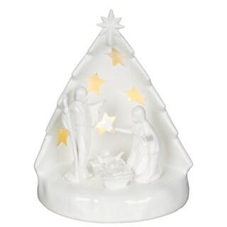 "Nativity Tabletop Décor - 6""l x 5""w x 8.25""h"