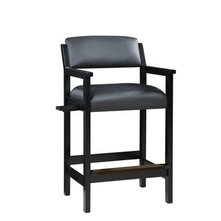 Link to Cambridge Spectator Chair - Black Finish Similar Items in Billiards & Pool