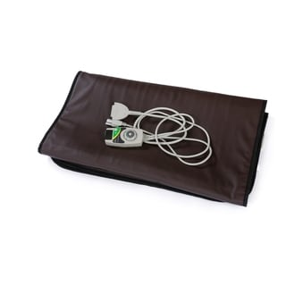 Infrared Heating Mat with Temperature Control, Low-EMF Carbon Heaters, and Auto Shut-Off