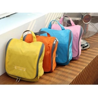 F.S.D Travel Bag Organizer - Yellow