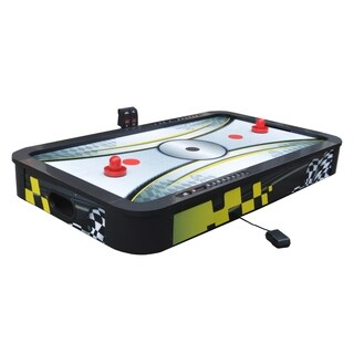 Le Mans 42-in Tabletop Air Hockey Table with Dual Scoring System and High-Speed Playing Surface