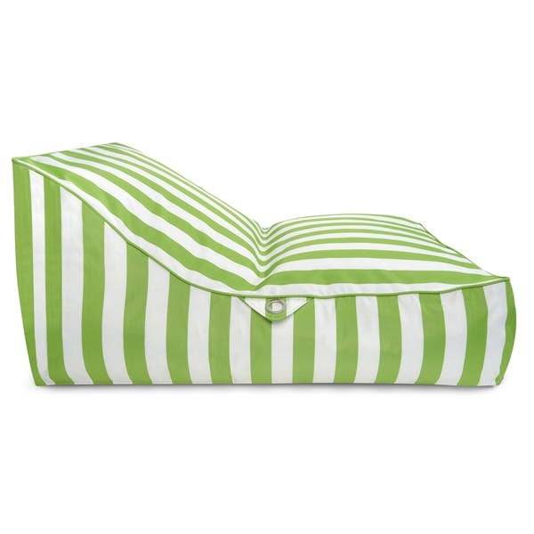 Awesome Shop Stratus Sofa Bean Bag Swimming Pool Float In Green Unemploymentrelief Wooden Chair Designs For Living Room Unemploymentrelieforg