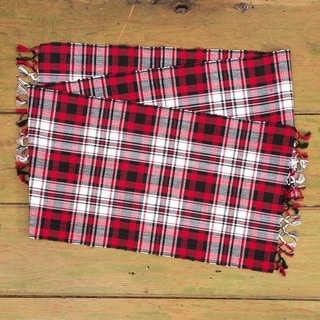 Link to Hunter Plaid Rustic Table Runner Similar Items in Table Linens & Decor
