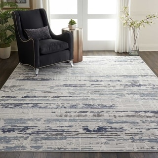 Nourison Urban Decor URD03 Abstract Area Rug